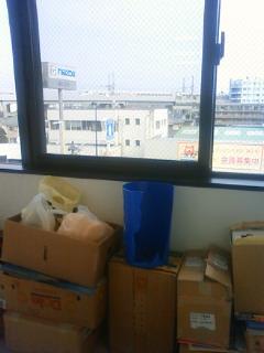 仙台の朝です。